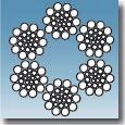 光面、镀锌6*x36WS+FC/IWR钢丝绳参数(图4)