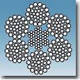 光面、镀锌6*x36WS+FC/IWR钢丝绳参数(图9)